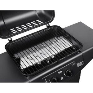 Grill 2 arzatoare gaz BBQ 2000 Teesa review